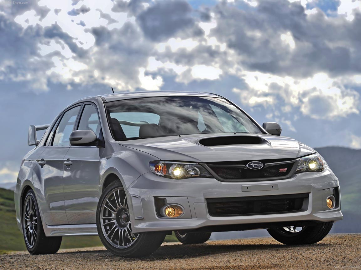 2011 subaru impreza wrx gets wider the auto news. Black Bedroom Furniture Sets. Home Design Ideas