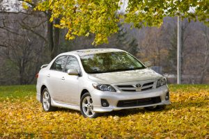 Toyota Unveils New-look Corolla, Matrix