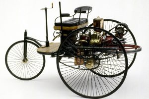 Mercedes-Benz celebrates 125 years of the car