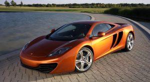 McLaren's MP4-12C Races Into The Middle East