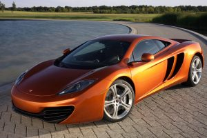 McLaren's MP4-12C Races Into The Middle East
