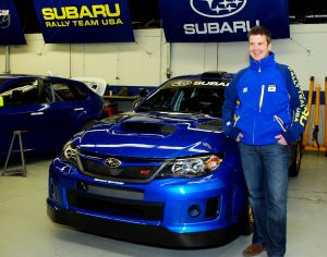SUBARU OF AMERICA DAVID HIGGINS