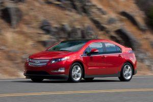 Chevrolet Volt Canadian Launch Markets Revealed