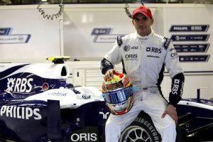 Maldonado Bags Seat At Williams F1