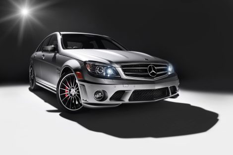 Only 30 For Canada: Mercedes-Benz C63 AMG Affalterbach Edition