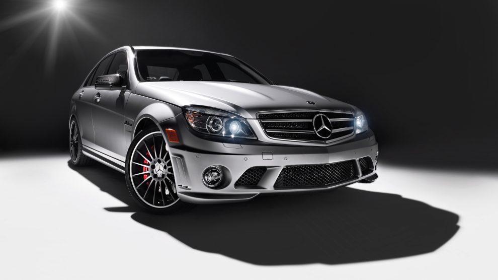Only 30 For Canada: Mercedes-Benz C63 AMG Affalterbach Edition