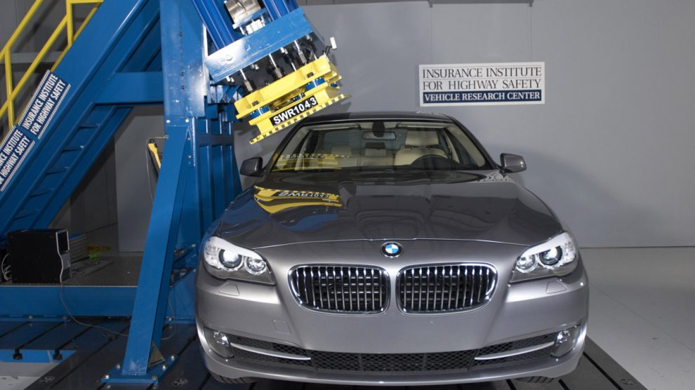 Crash Test Results Make A Difference