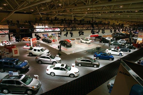 Toronto Auto Show Begins