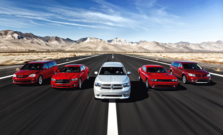 Dodge unleashes an entire new lineup of 2011 R/T performance mod