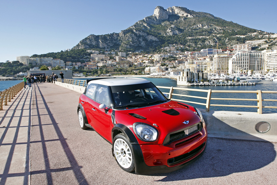 MINI Rallies Back Into Action