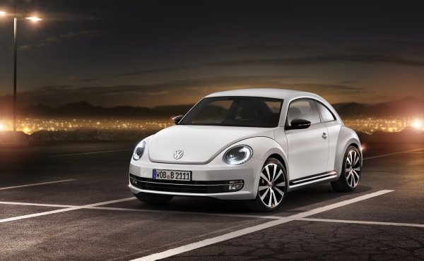 Love At First Sight! The New 'Love Bug'