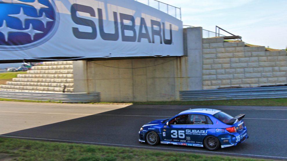 Subaru Road Racing Team
